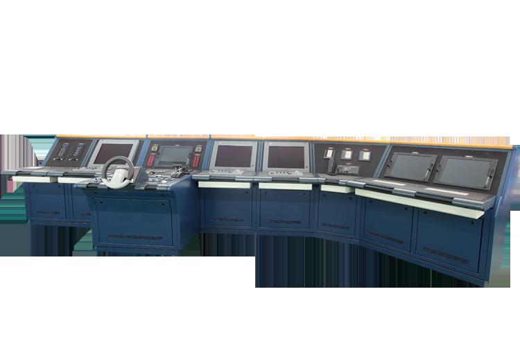 驾驶室集中控制台